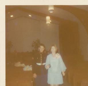 Max & Lydia Sullivan 1970