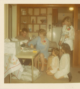 Wedding Photo9 1970
