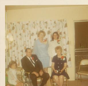 Lydia, Jane, Ellis, Eileen & Annette