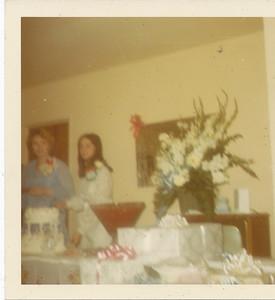 Lydia & Jane Sullivan 1970