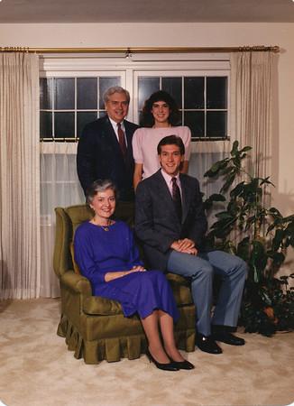 Bill, Anne, Pat & John Myers