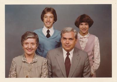 Pat, John, Bill, Anne Myers