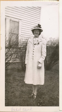 Ethel Clark Easter Sunday