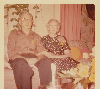 Orval & Ethel Clark 1963 (Eileen's Parents)