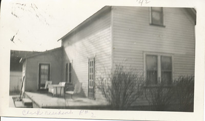Clark Home 1942