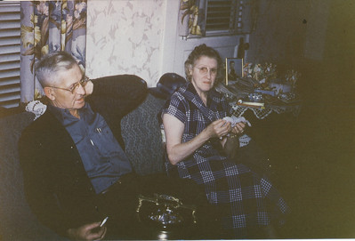 Orval & Ethel Clark