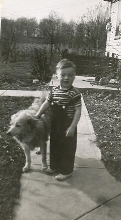 Eddie & Dog