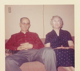 Manson & Ethel Clark