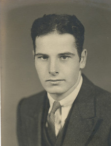 Eugene (Gene) Clark (Eileen's Brother)