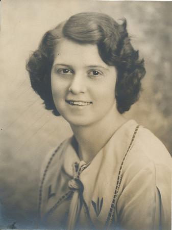 Wilma Eileen Clark 1938