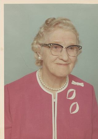 Ethel Clark (Oakdale Bapist Church picture)