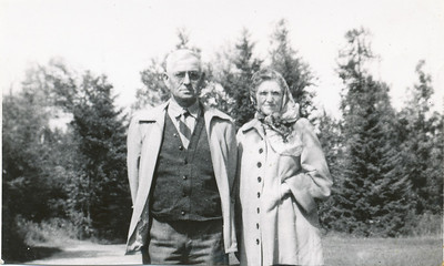Orval & Ethel Clark (Eileen's Parents)