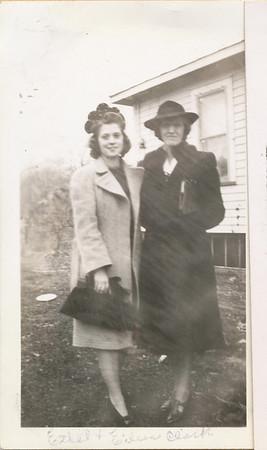 Ethel & Eileen Clark