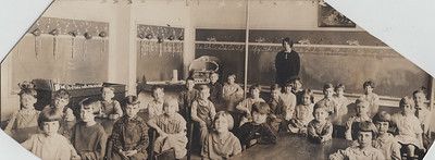 Ellis Sullivan in Mrs Josephine W Moore's Class 1928-1929
