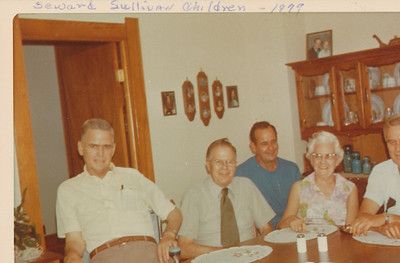 Leo, Lawrence, Ellis, Helen (Clark), Earl (Seward Sullivan Children 1977)