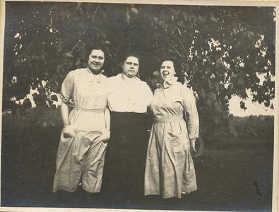 Mary, Edith & Hazel Sullivan
