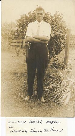 Manson Smith b