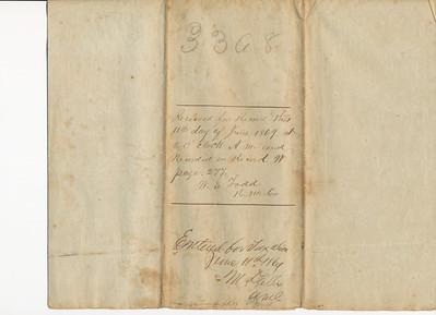 Deed 3368 a (Cornelius H  Sullivan)