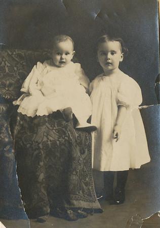 Cleo & Helen Sullivan