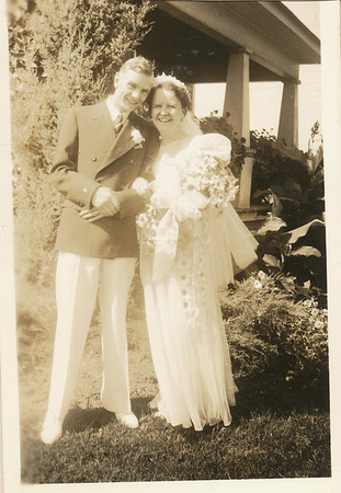 Cyril & Catherine (Sullivan) Salsbury