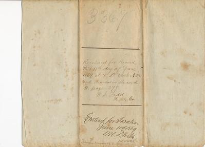 Deed 3369 a (Cornelius H  Sullivan)