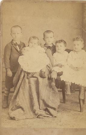 Otis, Hazel, Seward, Edith & Myrtle Sullivan