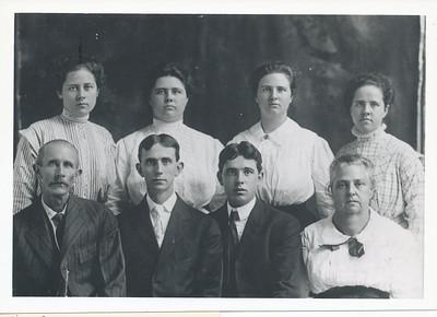 Seward Sullivan Family a