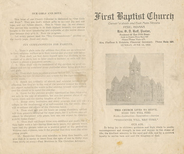First Baptist Church (a)