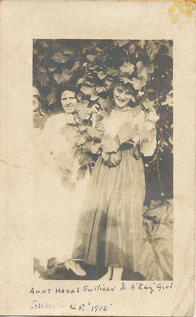 Hazel Sullivan (Summer 1916)