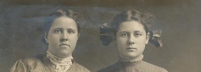 Hazel & Mary Sullivan