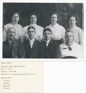 Seward Sullivan Family b