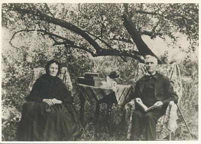 Maria Morris Sullivan & Cornelius Sullivan