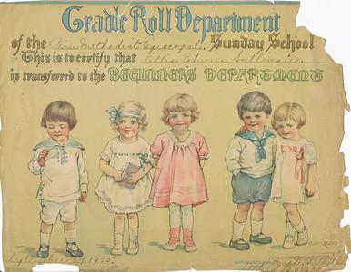 Ellis Sullivan (Sunday School 1925)