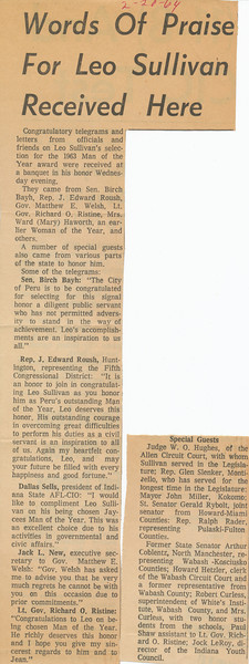 Newspaper 2-2-64