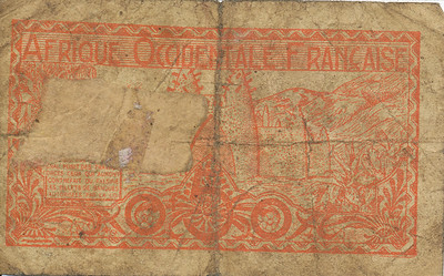 Money From France Red (front)