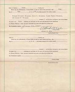 Deed to Leo Sullivan et al - 27June1949 - Page 3 of 3