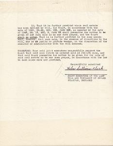 Miami County, Indiana Probate - Estate of Seward Sullivan - 1945 - Page 4 of 5