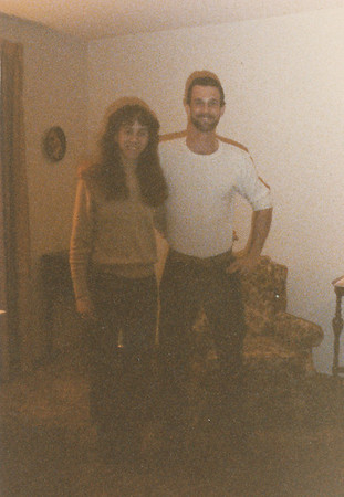 Linda & Tom Clark (1-7-1985)