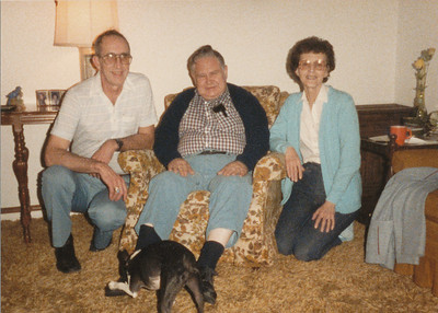 Kenneth & June Clark, Scotty Fisher (1-7-1985)
