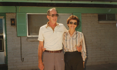 Kenneth & June Clark 1986