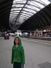 Henry in York Station
