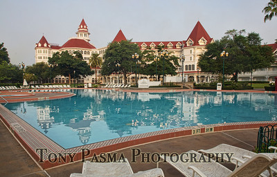 Grand Floridian resort at Disney.  We stayed 3 nights here before going on the cruise.