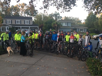 Chris Hansen Memorial Ride