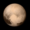 Pluto flyby, July 14, 2015.