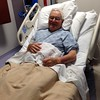 Dad before his knee replacement surgery on 7/18....