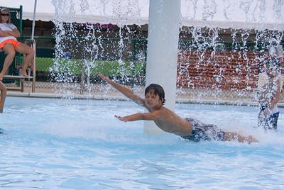 Summer Swimming  2008