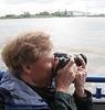 Chris shooting in Bremen Harbor