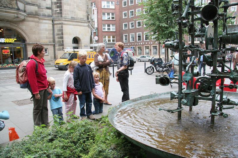 Downtown Bremen