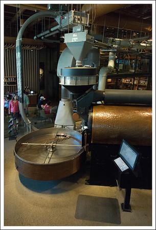 Starbucks Museum