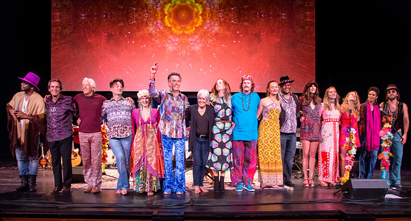 Summer of Love Show Nourse Theater 2017